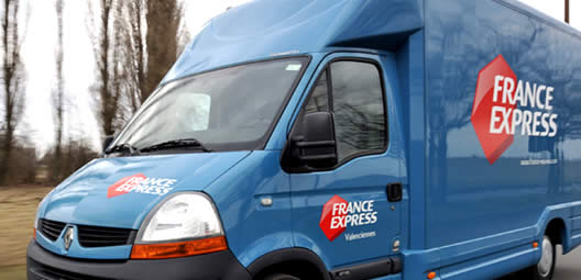 France Express En 4 Etapes